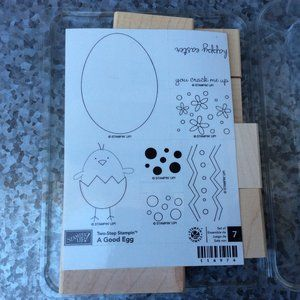 Stampin Up A Good Egg